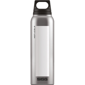 Sigg Hot & Cold Accent - Gourde - 0,5l gris/blanc
